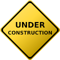 Under Construction Sign image